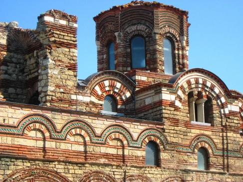 Nessebur, Bulgaria, UNESCO, Byzantine, Pantocrator, (c) Renee Wilmeth